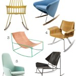 Get the Look: 30 Modern Rocking Chairs