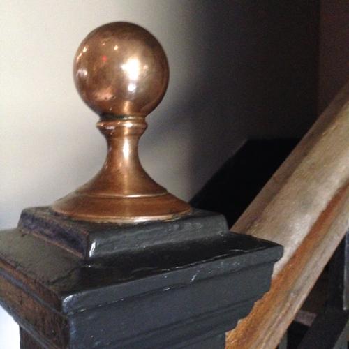 press-hotel-stairway-finial