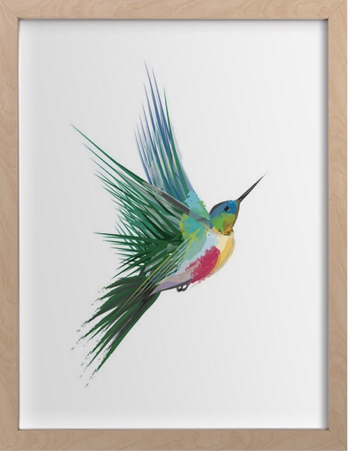 affordable-art-for-kids-minted-hummingbird