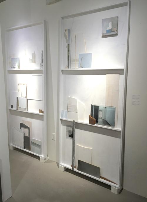 Jenny Brillhart Installation Sculptures At Webster & Company