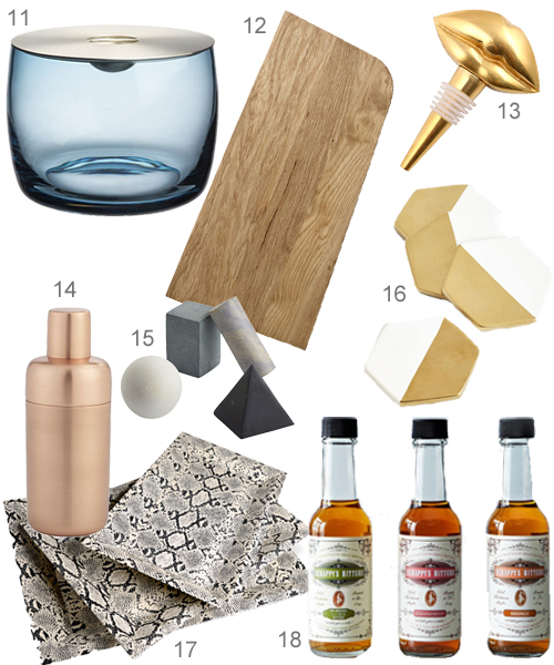 Stylisth Bar Accessories For Home Bar Ideas