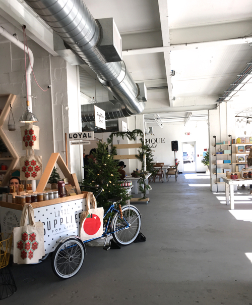 Eat Boutique Holiday Market Boston Pop Up By Maggie Battista