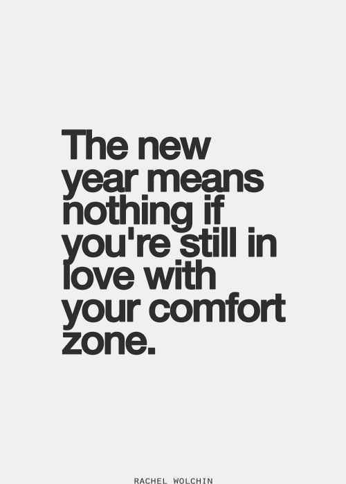Quote About Leaving Your Comfort Zone