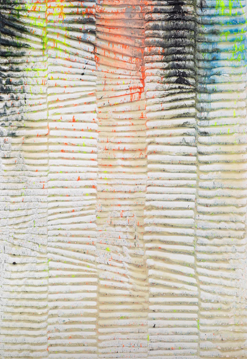 Restoration Hardware's Fine Art Gallery Abstract Painting