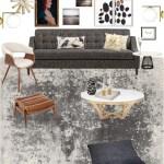 Scheming: Family Room Makeover