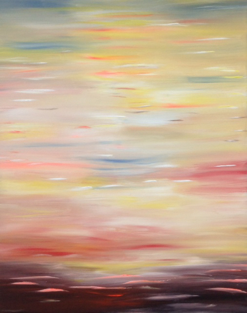 Abstract Expressionism By Eliane Markoff