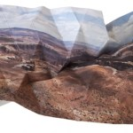 ARTmonday: Millee Tibbs' Folded Landscape Photos