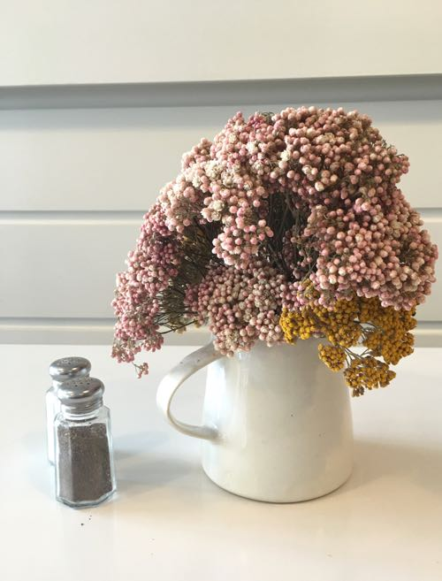 Fall Flowers At Union Square Restaurant Juliet
