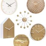 Site Spotlight: Modern Clocks at Purely Wall Clocks