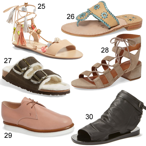 Nordstrom Half-Yearly Sale Summer Shoes & Boots ...
