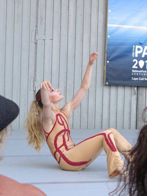 Cape Dance Festival Provincelands 2016 Charlotte Landreau