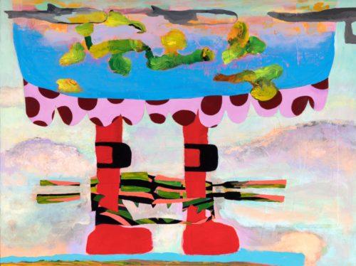 Abstract Art at SMFA Sale