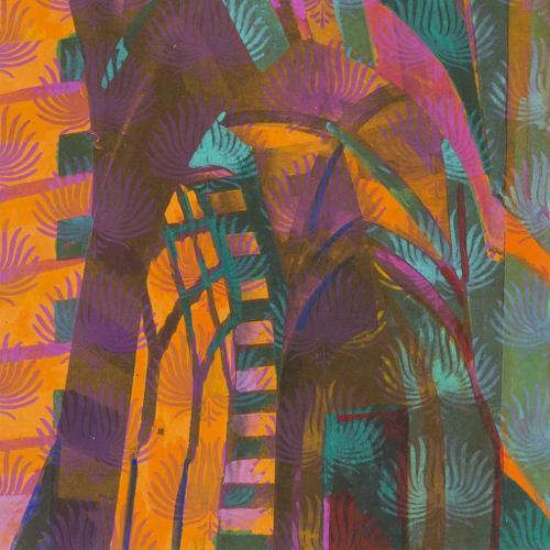 Lee Essex Doyle Travel Paintings Mediterranean Night