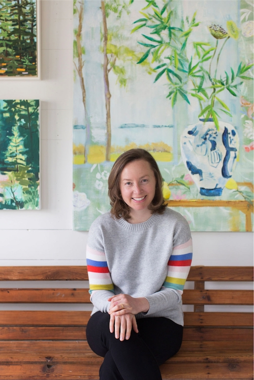 Maine Art Gallery Owner Meredith Perdue The Willard