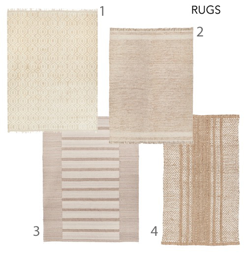 Serena & Lily Fall 2021 Rugs