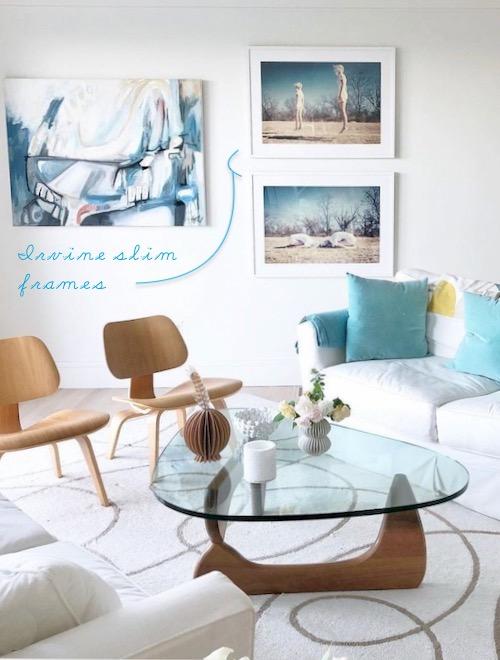 Framebridge Irvine Frames On Suzanne Koett