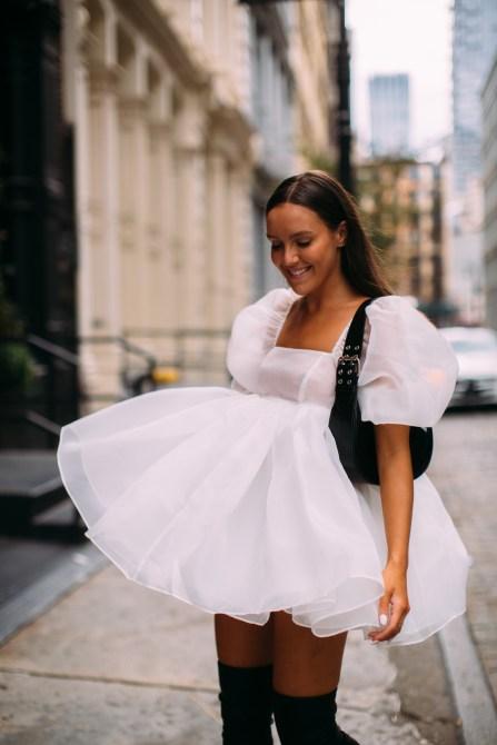 STYLECASTER | New York Fashion Week Street Style