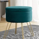 The Best Vanity Table Ottomans Amazon Stylecaster