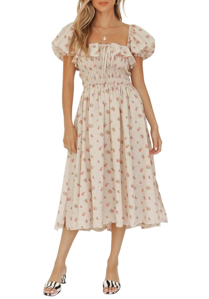 STYLECASTER | Nap Dress Trend
