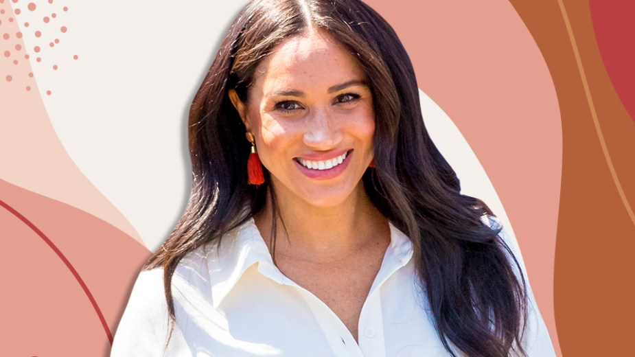 Meghan Markle Chose A White-Hot Look For Her 'TIME' Magazine Cover