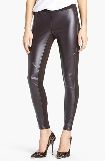 leather pants michael kors