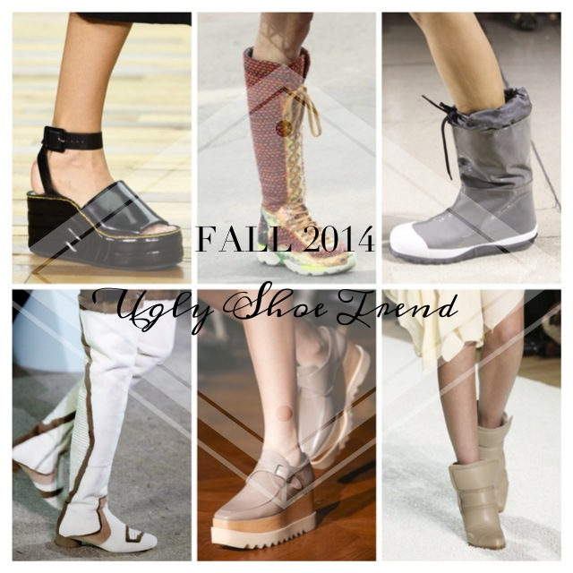 fall 2014_ugly shoe trend