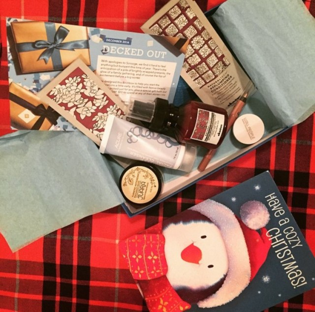 holiday birchbox