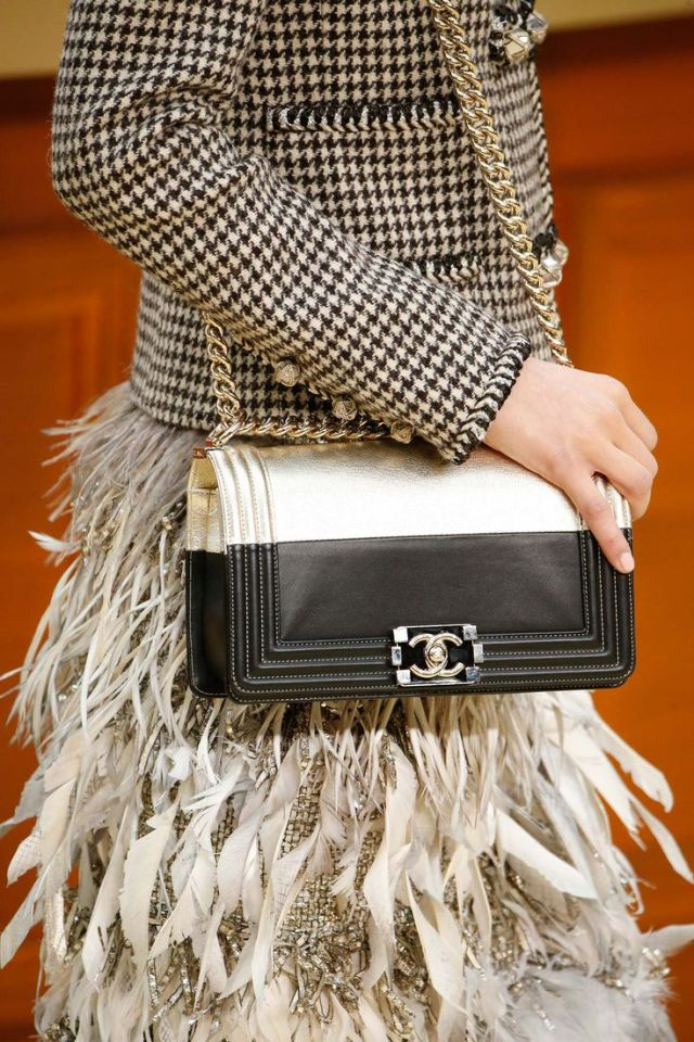 chanel bag fall winter 2015