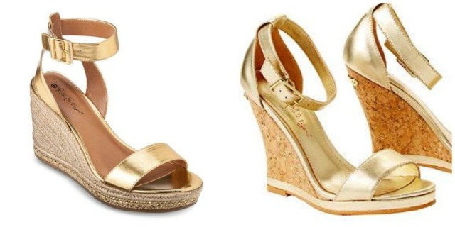 Lilly for Target Espadrille Sandals