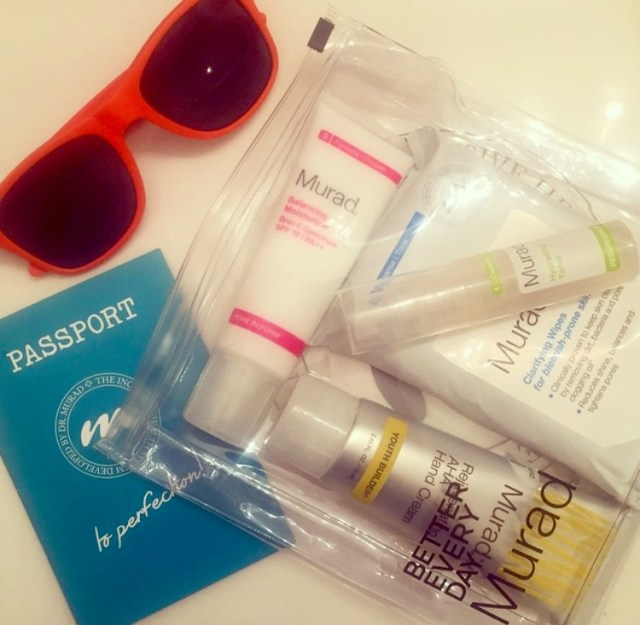 beauty essentials to pack