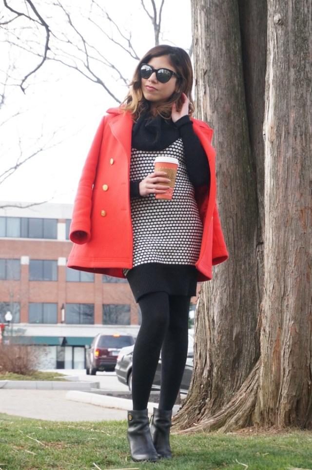 Sweater Dress Winter Style