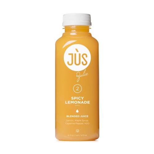 spicy lemonade jus by julie