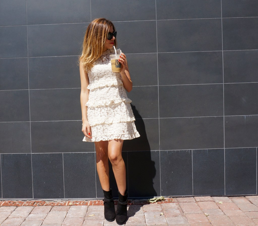 how to wear a lwd in fall