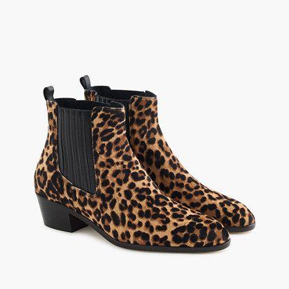 leopard-print-booties