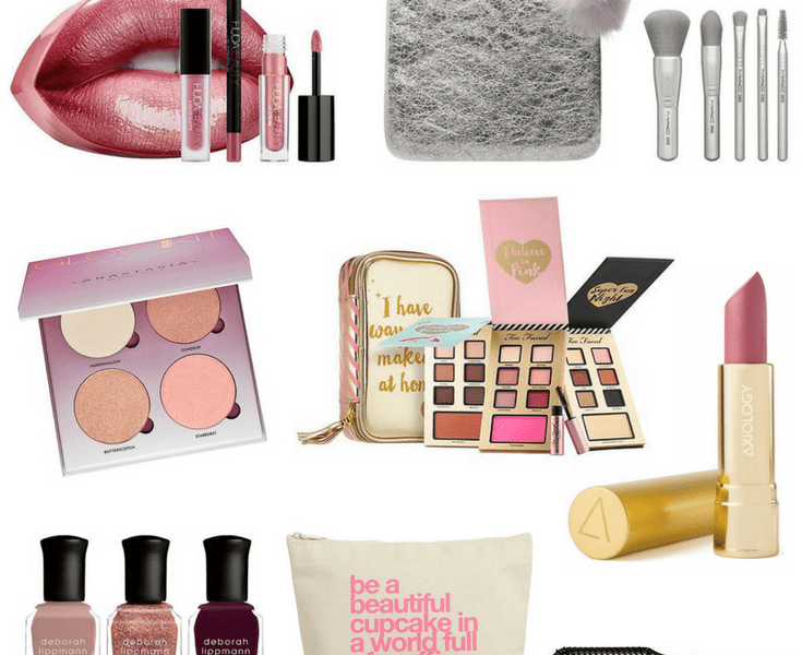 Holiday Gift Guide for the Makeup Obsessed