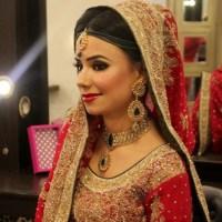 Pakistani Bridal Makeup Look By Anam Salon