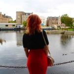 Blogger Twenty-Something City at The Shore Leith Edinburgh