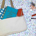 Twenty-Something City what's in my bag with STM Grace laptop bag