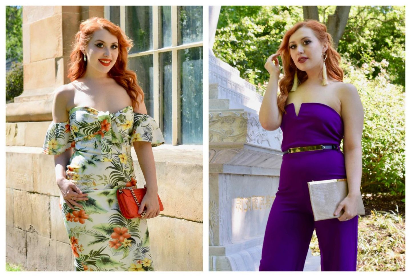 Summer wedding outfit inspiration – day guest outfits to stand out in