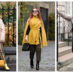 Blogger Twenty-Something City autumn winter trends