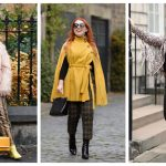 Blogger Twenty-Something City autumn winter trends