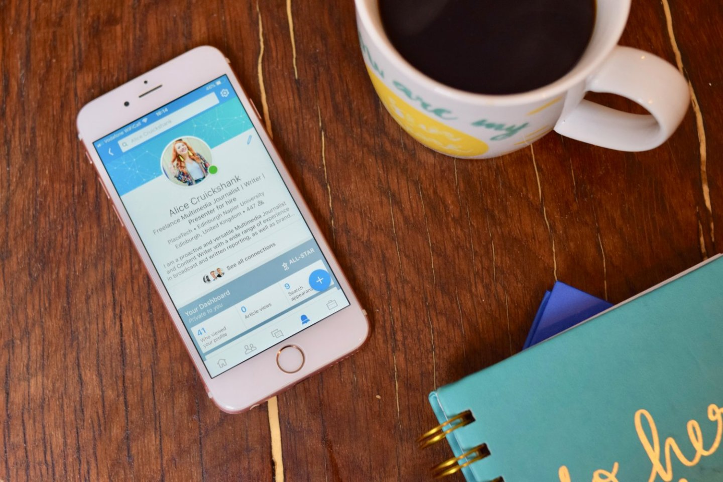 How to use LinkedIn to achieve your graduate goals – tips from a careers expert every twenty-something should read
