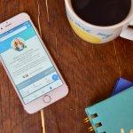 Twenty-Something City LinkedIn tips on iPhone from Graduate Goals