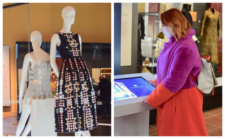 National Museum of Scotland Edinburgh fashion exhibition