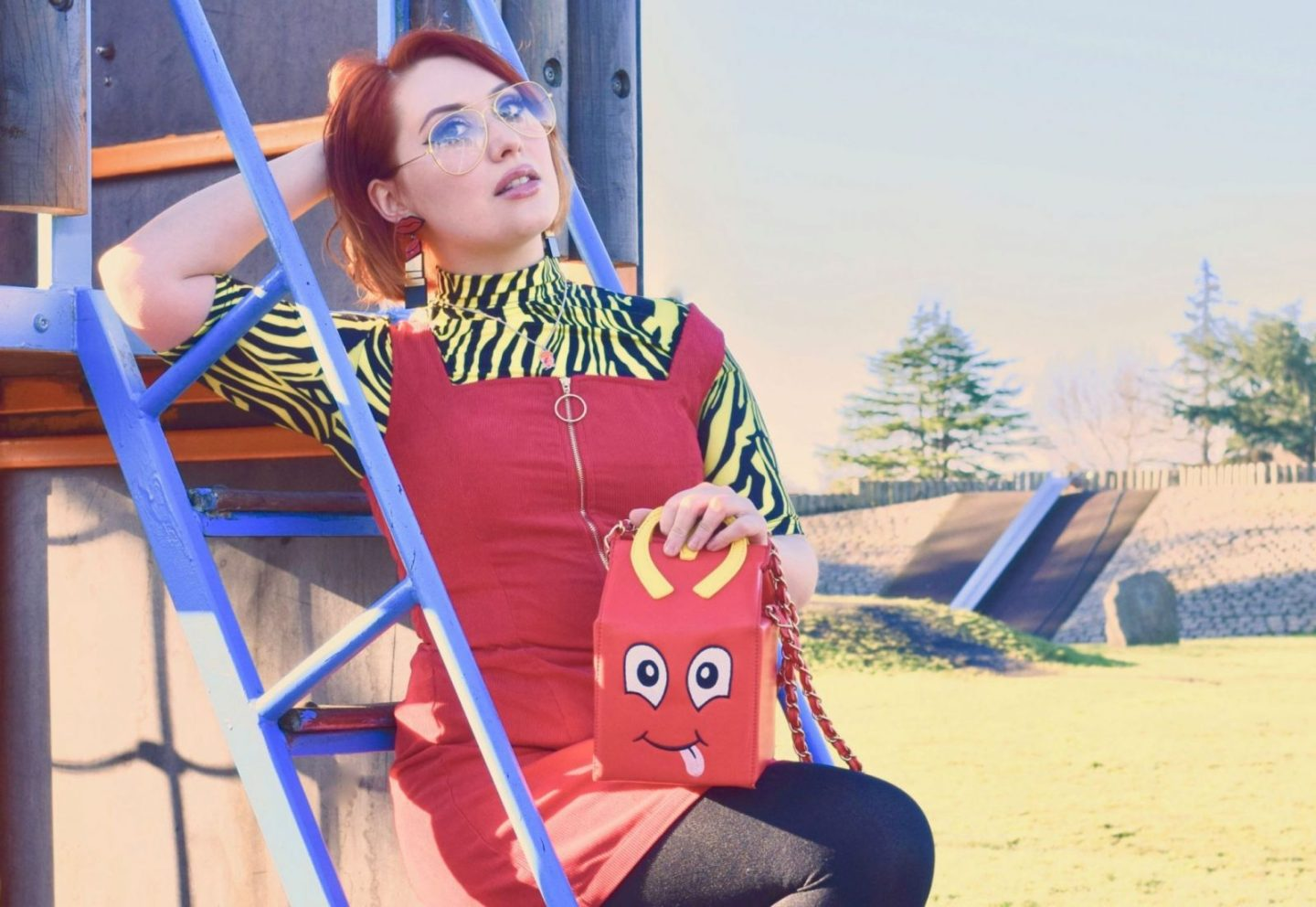 Let's talk about novelty fashion: why kitsch is cool