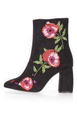 MADAME Embroidered Boots- £89.00