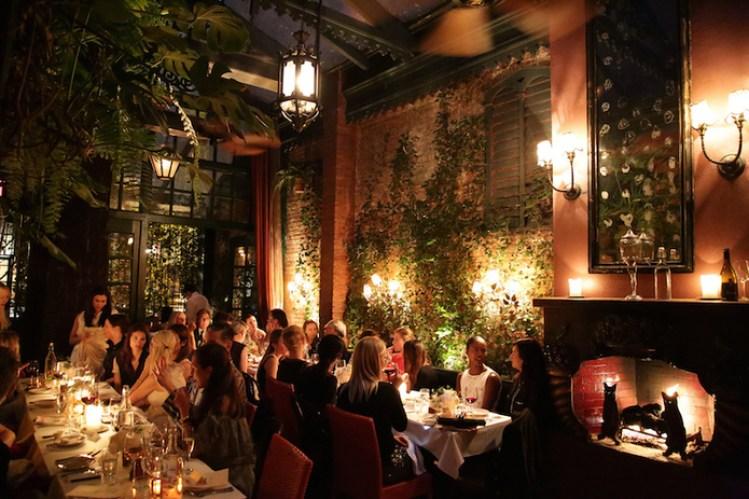 GIUSEPPE ZANOTTI 20th Anniversary Private Dinner