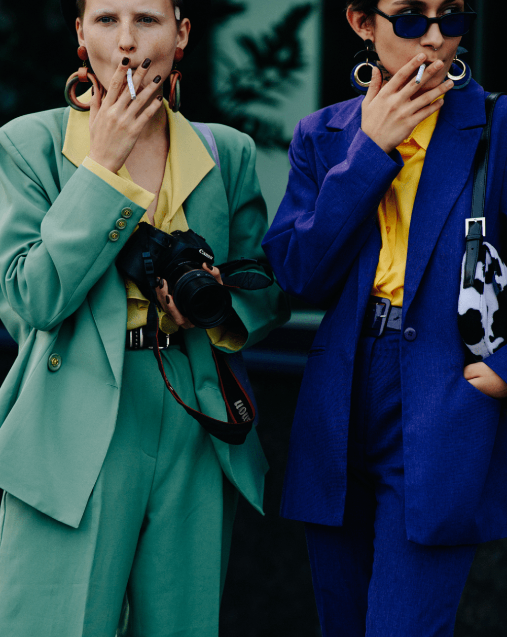 Bold Suits | Adam Katz Sinding