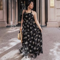 Who What Wear X Styled by MY: The Perfect Floral Maxi that Won't Break the Bank