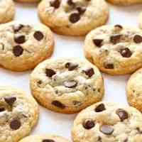 """MY Ultimate """"No Frills or Chill"""" Chewy Chocolate Chip Cookie Recipe"""